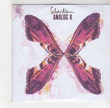 (FQ477) Silver Man, Analog X - DJ CD