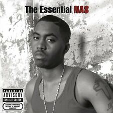 NAS (2 CD) THE ESSENTIAL ~ GREATEST HITS~BEST OF ~ GANGSTA HARDCORE RAP *NEW*
