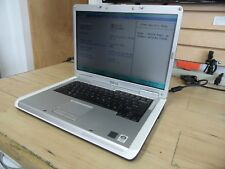Dell Inspiron 1501 Laptop For Parts Posted Bios 120GB Hard Drive Wiped *