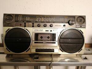 Sharp Gf 6565 Kassettenrekorder Radio