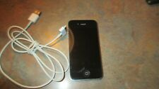 APPLE IPHONE 4S 32GB CELL PHONE (ROGER  )   BLACK