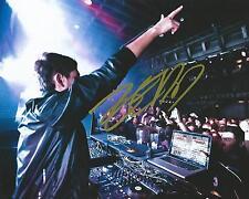 **GFA Anton Zaslavski  *DJ ZEDD* Signed 8x10 Photo AD4 COA**