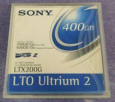 More details for new sealed sony ltx200g 400gb lt0 ultrium 2