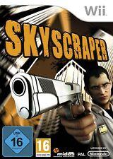 Skyscraper - Nintendo Wii - NUR CD gebraucht
