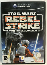 Nintendo GameCube STAR WARS REBEL STRIKE ROGUE SQUADRON III PAL ITA