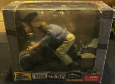 THE GREAT ESCAPE Steve McQueen on His Motorcycle 21st Century Toys