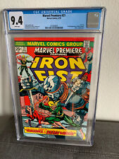 Marvel Premiere # 21 1st Appearance Misty Knight Cgc 9.4