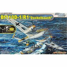 Cyber Hobby 5556 Messerschmitt Bf 110D1/R1 Dackelbauch 1/48 scale model kit