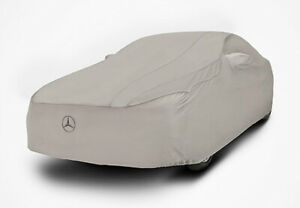 Mercedes-Benz Genuine OEM Car Cover 2017 to 2020 SLC-Class Convertible (R172)