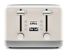 Kenwood kMix 4 Slice Toaster - TFX750CR - Cream Kitchen/New/Speed/Electric/Safe