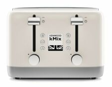 Kenwood Kmix 4 Slice Toaster TFX750CR-Cream