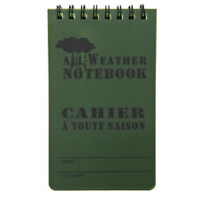 Carnet de notes Toutes saisons Etanche 13x8cm