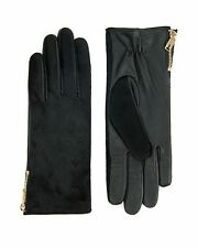 Ted Baker Poney zip detail gloves (Size M/L)