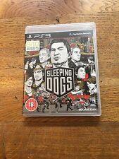 Sleeping Dogs-PS3 (non scellé) NOUVEAU!