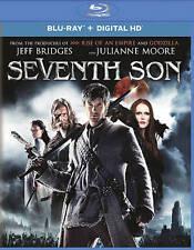 Seventh Son (Blu-ray Disc, 2016, UltraViolet Includes Digital Copy)