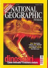 NATIONAL GEOGRAPHIC ITALIA - MARZO 2003