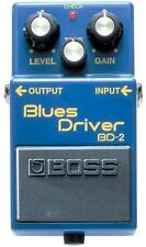 Boss BD2 Blues Driver Overdrive Guitar Pedal