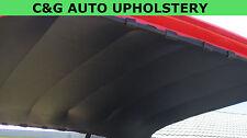 Holden fits HQ HJ HX HZ WB   UTE 1 tonner Black vinyl headlining rooflining