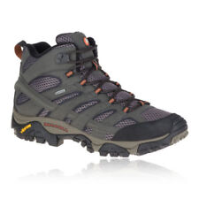 Scarpe da uomo grigi marca Merrell trekking , escursione , arrampicata