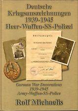 1805: allemands guerre récompenses 1939 - 1945, armée-waffen-ss-police