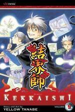 Kekkaishi, Vol. 9, Tanabe, Yellow, Good Condition, Book