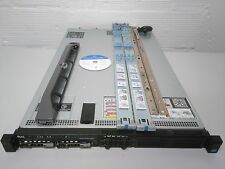 Serveur Dell poweredge R620 xeon E5-2620 six 6 Core 16Gb    2 x 146GB
