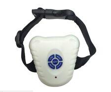 Collar De Adiestramiento Electrico Sonido Antiladridos Canino Perro Bark Stop p