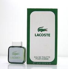Lacoste pour homme Miniatur 4 ml Eau de Toilette