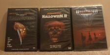 Pack 5 Dvd;Halloween+Halloween II:Sanguinario+Halloween III.El día de la bruja