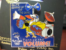 Sydney 2000 Olympic Mascot Pin-Turn Up The Volume