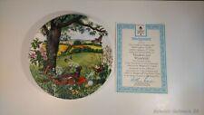 Wedgwood Meadows and Wheatfields Sammelteller Nr. 1 - 1987 #29792#