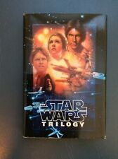 The Star Wars Trilogy:A New Hope,The Empire Strikes Back, Return Jedi Hc/Dj New