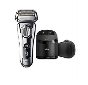 BRAUN SERIES 9 WET/DRY ELECTRIC SHAVER 9295CC (OPEN BOX)