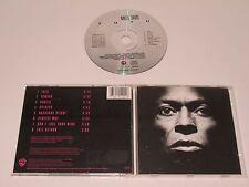 MILES DAVIS/TUTU(WARNER BROS. 925 490-2) CD ALBUM