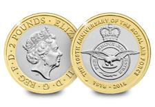 2018 UK RAF Centenary CERTIFIED BU £2 [Ref 845R]