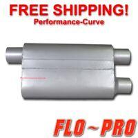 """Flowmaster Hushpower DBX Muffler 2.25/"""" 304SS 12414310"""