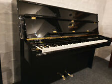 Steinway Z-114 Klavier Schwarz poliert top Zustand überholt Garantie
