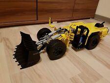 Recipe instruction minerario caricatrici 42030 autocostruzione pezzo unico MOC LEGO Technic