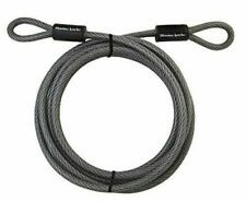 Master Lock Flexible Braided Steel Cable 3/8\ Dia.X15' Steel