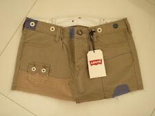 BNWT  Levi's Ladies Cotton Chino Khaki Mini Skirt  Size: 82/3CM
