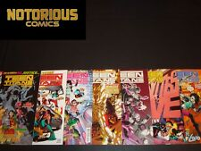 Teen Titans Special 20 21 22 23 24 25 Complete Comic Lot Run Set 1st Crush DC
