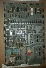 vintage arcade game CPU board unknown.