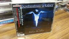 VANISHING POINT Embrace the silence CD JAPAN Circus Maximus Sonata Arctica s3192