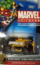 Maisto 2010 Marvel Universe Abomination Chevy Van Die-Cast 1:64 Scale New