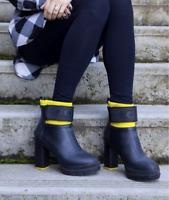 SOREL Womens Medina III Ankle Rain Platform Heel Boots 7 7.5 8 8.5 9 9.5 10 10.5