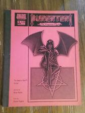 !Super Rare! (Script) Purgatori Vampire Myth Chaos Comic Lady Death Pulido
