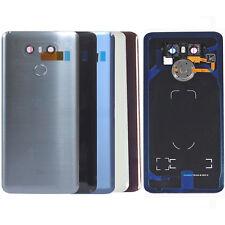 F New Genuine Housing Glass Battery Back Cover LG G6 H870 H871 H872 LS993 VS998