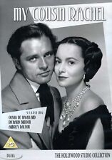 MY COUSIN RACHEL ALL REGION 1952 DVD STARS OLIVIA DE HAVILLAND & RICHARD BURTON