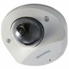 Panasonic Wv-Sw155Ma Super Dynamic Hd Vandal-Resistant Fixed Dome Network Camera