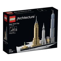 21028 LEGO New York City Architecture Age 12-99 / 598 Pieces